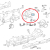 Mercedes Pierburg V6 350 Inlet Swirl Flap Motor A6421500594 Inlet motor Clips (x4) will be included A6420910150 (As is picture) Turbo Green Seal will be included A0149976445 (As in picture) THIS WILL NOT FIT 280/320 ENGINES - ONLY V6 350