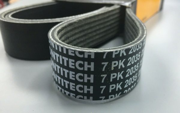 Mercedes om642 280 - 300 - 320 CDI Contitech drive belt 7pk2035 0029934296