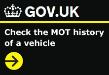 Check the MOT history of a vehicle