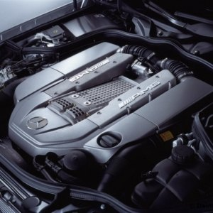 Mercedes M113 55 AMG Engine Parts
