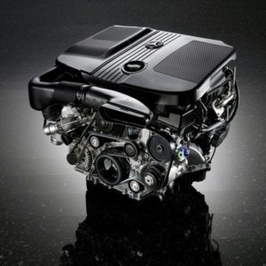 Mercedes OM651 Engine Parts